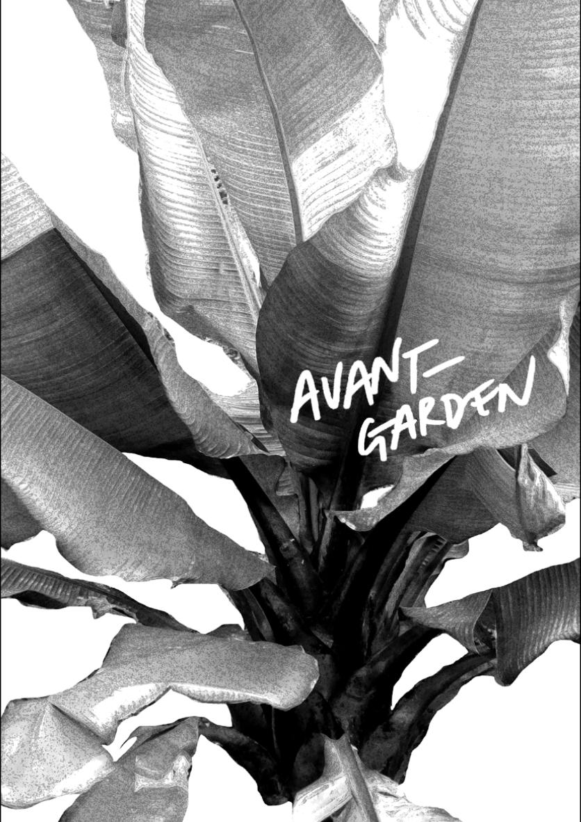 Avant-Garden couv